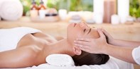 £35 -- Half-Day Spa Experience inc 60-Min Massage or Facial