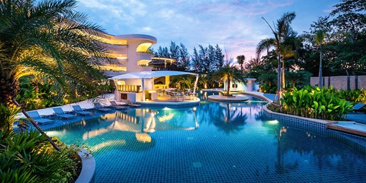 $180 -- 3-Nt Getaway to Deluxe Phuket Resort inc Upgrade