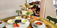 £19 -- Tea for 2 in Vintage-Style Evesham Tea Room, Was £29