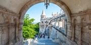 45€ -- Le charme de Budapest en hôtel 4*, jusqu'à -62%