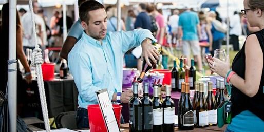 $24 -- Indianapolis Wine Festival w/250 Wines, Reg. $40