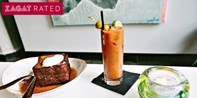 Zagat-Rated Sunday Brunch 'as Artistic' as the Decor