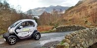£22.50 -- Lake District: Full-Day Electric Car Hire, 50% Off