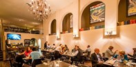 $22 -- Gaslamp District: Dinner at 'Russian Retreat' for 2