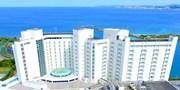 ¥29,800 -- 沖縄3日間 4つ星リゾート海側上級室 JAL全便無料+満タン不要HV車