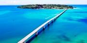 ¥33,300 -- JAL沖縄3日間 オーシャンビュー連泊&レンタカー付&滞在長めフライト