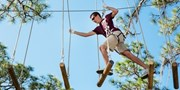 Top-Rated Treetop Adventure Course w/'Spectacular Views'