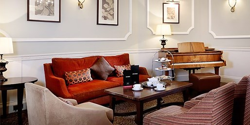 £29 -- Historic Chester Hotel: Afternoon Tea & Bubbly for 2