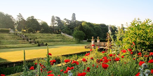 £9 -- Historic Lincolnshire Gardens: Entry for 2, 36% Off
