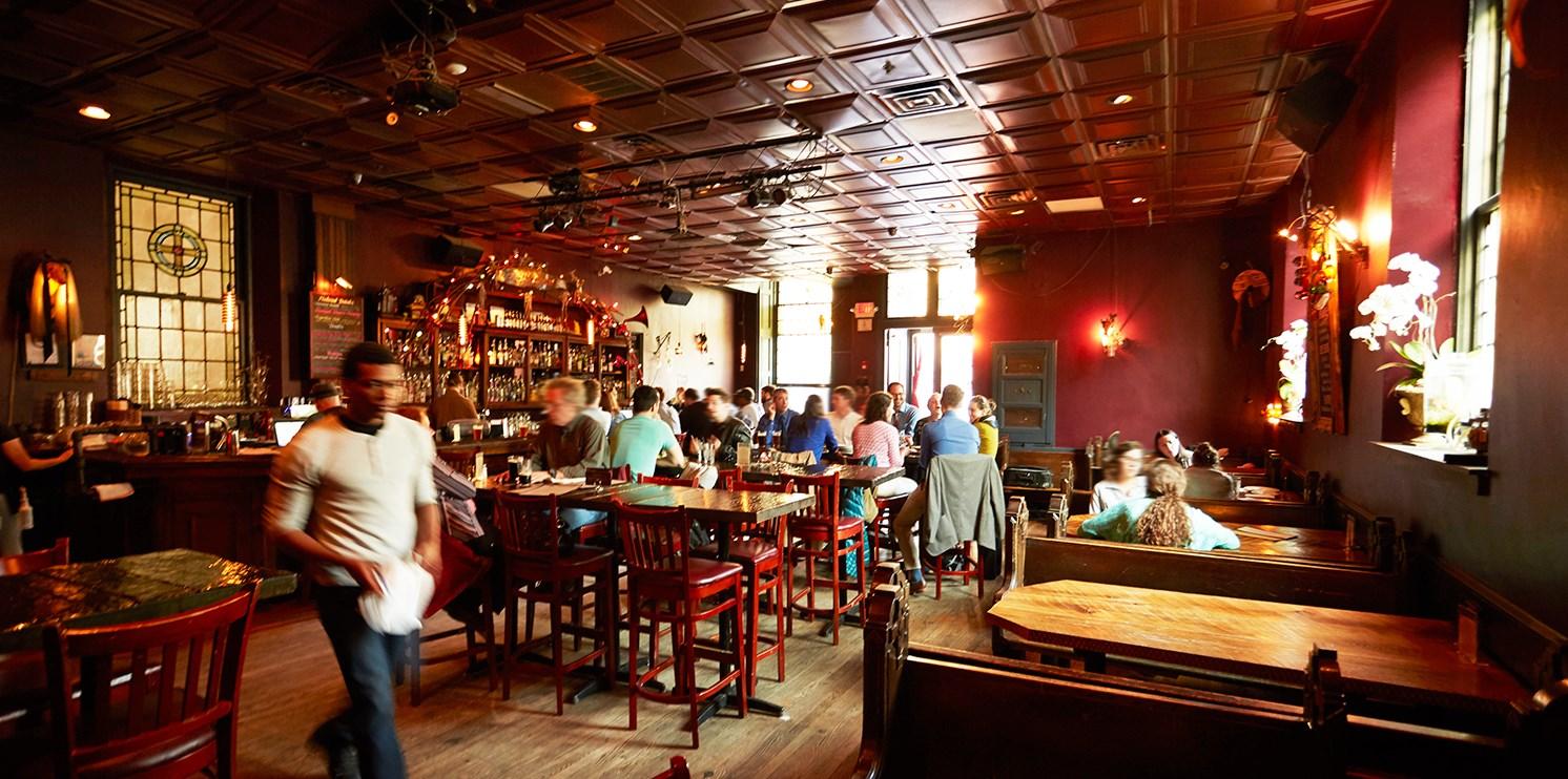 National Mechanics: Drinks & 'Pub Food with a Kick,' 35% Off