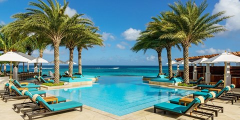 45% Off -- Caribbean: Luxury Anguilla Resort Stay for 2
