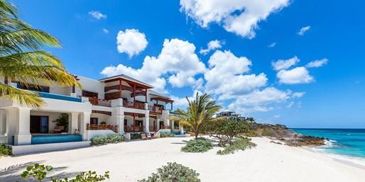 $1019 -- 3 Nights at New Luxury Anguilla Resort, 45% Off