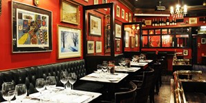 £45 -- Chateaubriand, Bubbly & Jazz for 2 in The City
