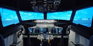 £45 -- Boeing 737 Flight Simulator Experience, 55% Off