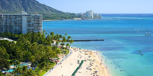 $189 & up -- New Hilton near Waikiki Beach, Save 35%