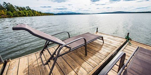 $99 -- Quebec: Eastern Townships Lakeside Retreat, Save 40%