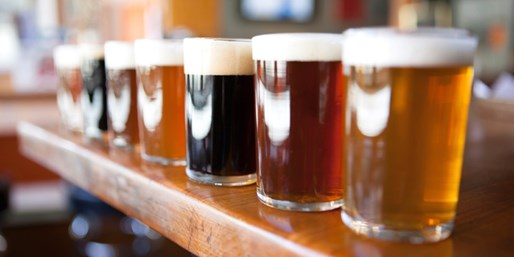 £10 -- Staffordshire Brewery Tour & Tastings for 2, Was £19