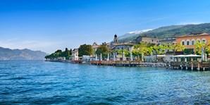 119-159 € -- 4 Sommertage am Gardasee mit Halbpension, -39%