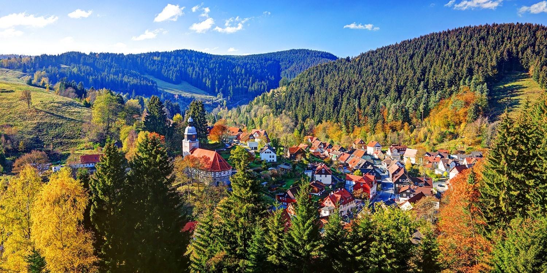 Harz: 3 Tage im goldenen Herbst mit Bergbahn, -35%