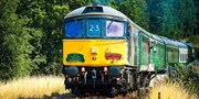 £10 -- Return Scenic Railway Trip for 2 Adults, Was £22