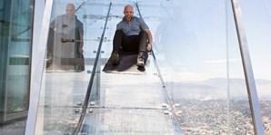 $23 & up -- California's Tallest Viewing Deck w/Glass Slide
