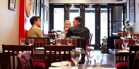 $55 -- Italian Dinner & Wine for 2 in Davisville, Half Off