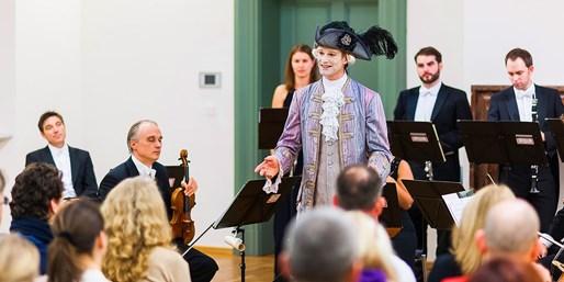 24 € -- Salzburg: Mozarts Meisterwerke in der Residenz, -33%