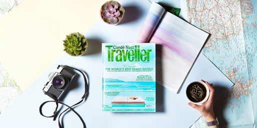 £1 -- 3 Issues of Condé Nast Traveller, Was £12.30