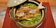 ¥7,980 -- 独占44%OFF 赤坂・高級割烹の個室確約 瀬戸内名物鯛めし&アワビ&黒毛和牛ほか全11品ディナー