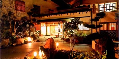 ¥9,780 -- 春の伊豆 温泉付客室UP×アワビ・金目鯛含む2食付