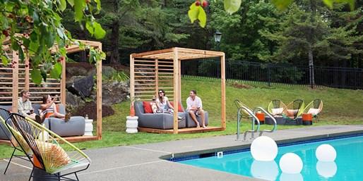$129 -- Stowe, Vermont: Rustic-Modern Hotel w/Breakfast