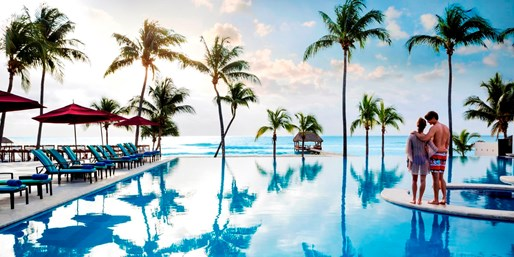 $129 -- Luxe Cancun Resort through December, 60% Off