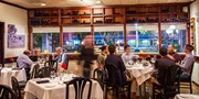 'Sophisticated' Argentine Steakhouse w/'Old-School Ambiance'