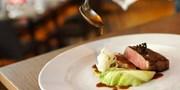 49 € -- Kunstvolles Dinner für 2 nahe Maximiliansplatz, -37%