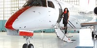 $77 -- Fly on a Private Jet: Las Vegas to LA (One Way)