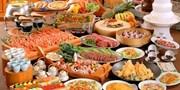 ¥9,000 -- 伊豆長岡1泊2食付 ずわい蟹食べ放題バイキング 土曜同額もあり