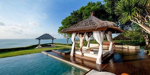 ¥6,999起 -- 奢华遇上超值!马代/苏梅/巴厘岛/马达加斯加享受假期 住水屋/树屋别墅/阿雅娜