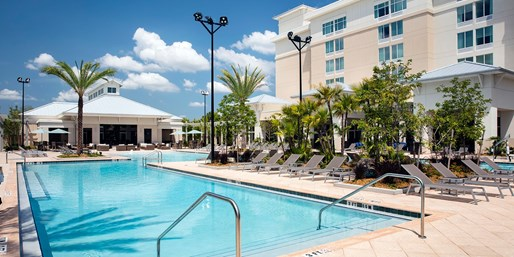 $79-$89 -- Orlando Area Hotel near Parks, 55% Off