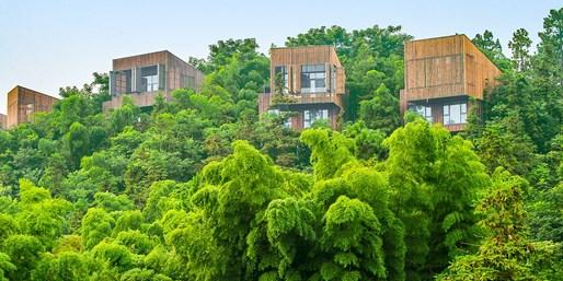 天目湖美岕山野温泉度假村两居别墅