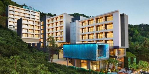 132€ -- Phuket : 4 jours d'évasion avec vue sur la mer, -47%