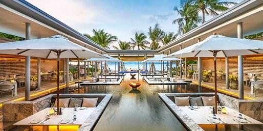 £299 -- Luxury 4-Night Phuket Hotel Stay, Was £587