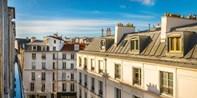 ¥539起 -- 3.4折 巴黎市中心酒店1晚 赠塞纳河游船票+早餐+免费美酒芝士