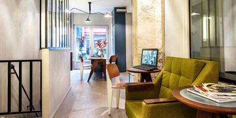 65€ -- Paris-Montmartre : hôtel design & vintage à -58%