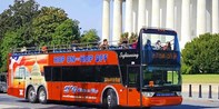 $25 -- 2-Day Unlimited D.C. Bus Tours, Valid into April 2017