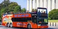 $30 -- 2-Day Unlimited DC Bus Tour, Reg. $62