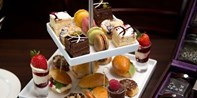 £25 -- Afternoon Tea & Bubbly for 2 in Central Bath, 57% Off