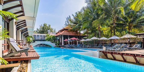 $169 -- 3-Nt Thai Romantic Beach Hideaway w/Upgrade, 44% off