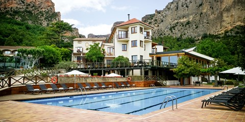99€ -- Encantador 4* en espectacular paraje Pirineo catalán