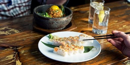 $49 -- Japanese 10-Course Izakaya Dinner for 2 on College