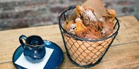 NY Mag Critics' Pick Birds & Bubbles: $10 Off Dinner for 2